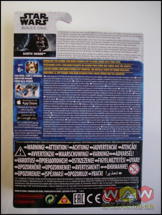 Darth Vader - WAW Collectibles