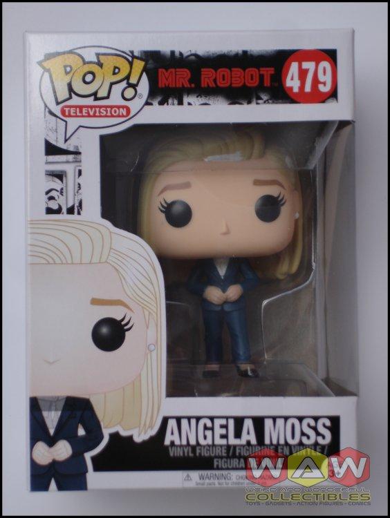 Angela Moss-Mr Robot Funko POP Vinile