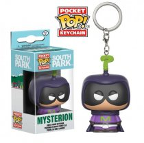Mysterion - South Park - Keychain