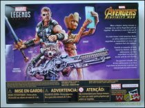 80641 Thor, Rocket Raccoon & Groot - Marvel Legends - Exclusive
