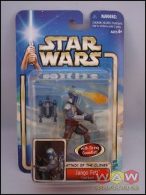 Jango Fett - Final Battle
