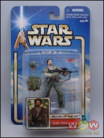 Endor Rebel Soldier - Bearded Version