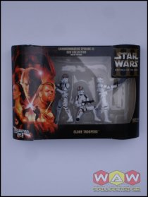 Clone Troopers - Commemorative DVD Collection - Set 3