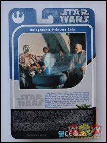 85964 Princess Leia - Holographic - SDCC 2005 EXCLUSIVE
