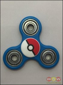 Spinner - Pokéball - Mutliple Colors Available