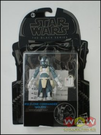 Clone Commander Wolffe - 3,75 inch
