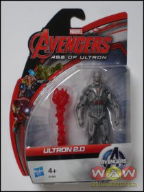 Ultron 2.0 - Age Of Ultron - Avengers