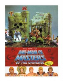 Art Book - The Toys Of Masters Of The Universe