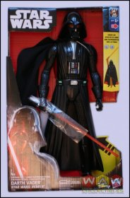 Darth Vader - Electronic Duel - 30 cm.