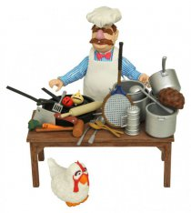 DIAMJUN182316 Swedisch Chef - The Muppets - Deluxe Gift Set