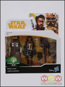 Kessel Guard + Lando Calrissian - 2-pack