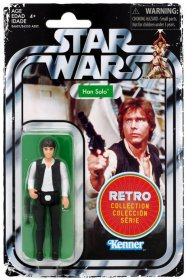 Han Solo - Retro Collection - EU Version