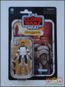 Clone Commander Wolffe - The Clone Wars