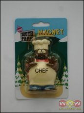 Chef - South Park - Fridge Magnet