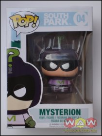 Mysterion - South Park