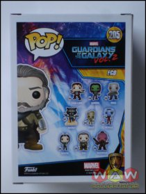 FK12777 Ego - Guardians Of The Galaxy - Volume 2