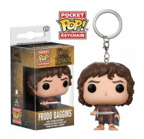 Frodo Baggins - Keychain - Lord Of The Rings