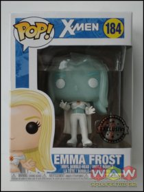 Emma Frost - X-Men - Exclusive