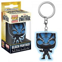 Black Panther - Keychain