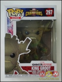 King Groot - Gamerverse