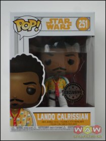 Lando Calrissian - Exclusive