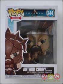 Arthur Curry - Gladiator - Aquaman