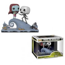 Jack & Sally - A Nightmare Before Christmas - Movie Moments