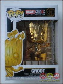 Groot - Chrome Gold