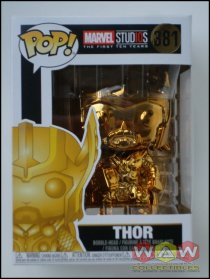 Thor - Chrome Gold