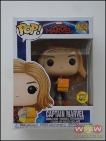 Captain Marvel - Lunchbox