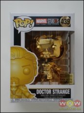 Dr. Strange - Chrome Gold