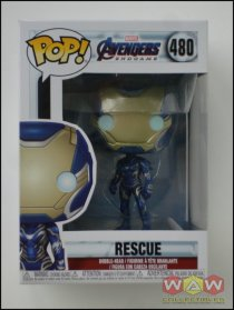 Rescue - Avengers - End Game