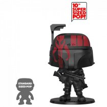 Boba Fett - Black/Red Edition - Supersized