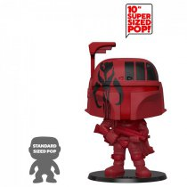 Boba Fett - Red/Black Edition - Supersized
