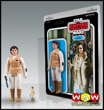 Leia - Hoth Outfit - Jumbo Kenner By Gentle Giant - 30 CM.