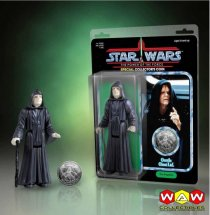 Emperor Palpatine - Jumbo Kenner BY GENTLE GIANT - 30 CM.
