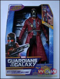 Star-Lord - Battle FX - Guardians Of The Galaxy - 30 cm