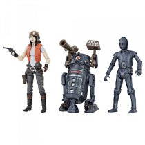 HASE1628 Dr. Aphra - 3 pack - Comic Set Exclusive