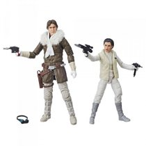 HASE1630 Hoth - Han + Leia - Convention Exclusive