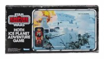 Hoth Ice Planet Adventure Game + Action Figure