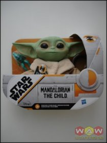 Baby Yoda - The Child - Talking Plush - The Mandolorian