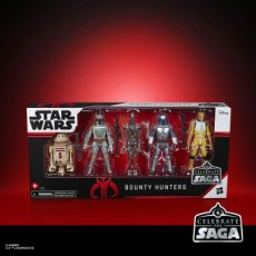HASF1424 Bounty Hunters - 5-pack - Celebrate the Saga