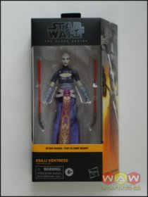 Asajj Ventress - The Clone Wars