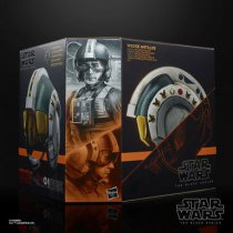 Wedge Antilles - X-Wing - Premium Electronic Helmet - Black Series