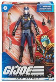 Cobra Commander - Classified Series