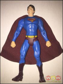 Superman - Heat Vision - DC Comics - 18 cm.