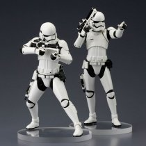 First Order Stormtrooper - 2- ARTFX+pack - Scale 1/10 - 18 cm.