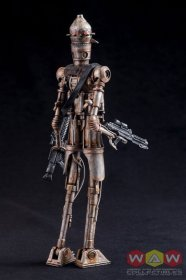 KTOSW146 IG-88 - Bountyhunter - Star Wars - ARTFX+ Scale 1/10 - 21 CM.