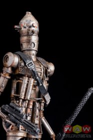 IG-88 - Bountyhunter - Star Wars - ARTFX+ Scale 1/10 - 21 CM.