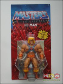 He-Man - Origins - Masters Of The Universe